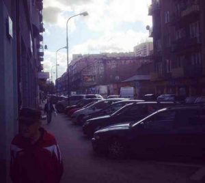 Praga, gritty, grimy but full of soul