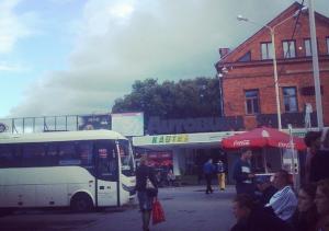 Kaunas busstation