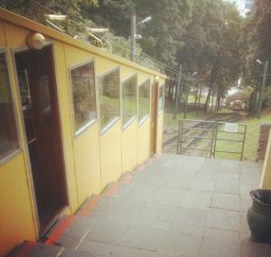 'Funny'culair railway of Kaunas
