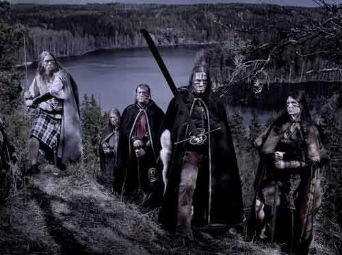 My suitcase: Ensiferum interview