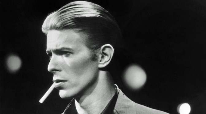 Ground control to Major Tom… About David Bowie