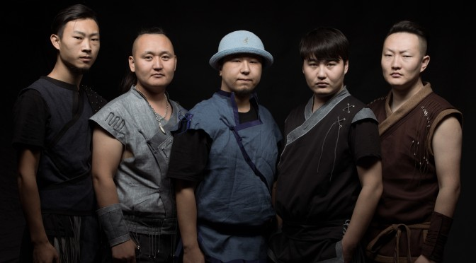 Interview with Askhan of Nine Treasures, folk metal from China