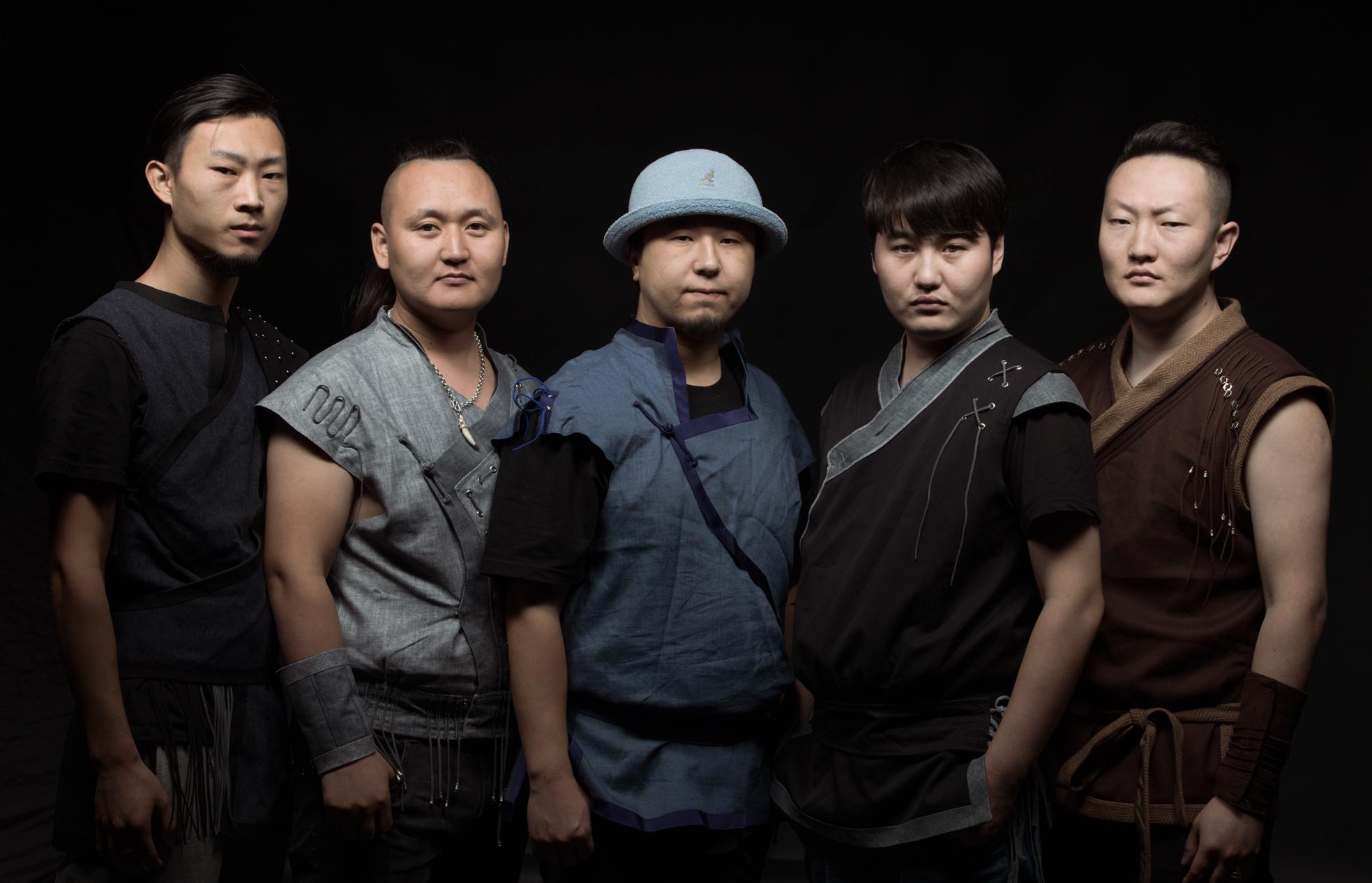內蒙古民族核 九寶樂團 Nine Treasures 聯手 Liberation  釋出單曲 Bodhicitta