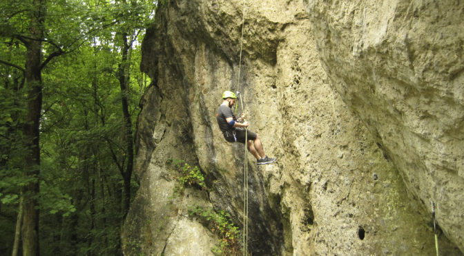 Climbing Course Weekend, Ardennes