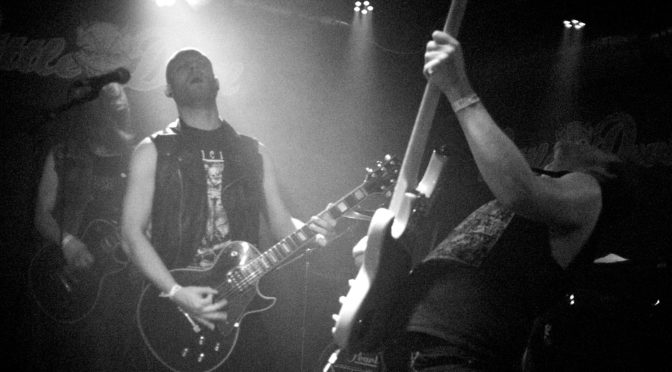 Barshasketh, Dysangelium and Devouring Star live at Little Devil